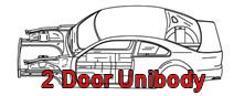 2-Door Unibody