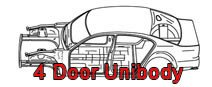 4-Door Unibody